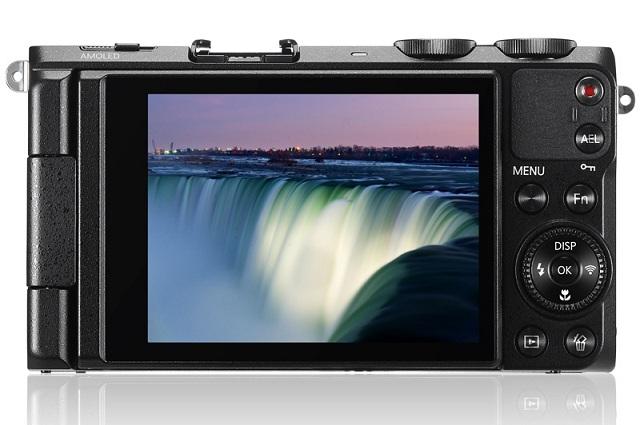 Samsung EX2F Compact Camera