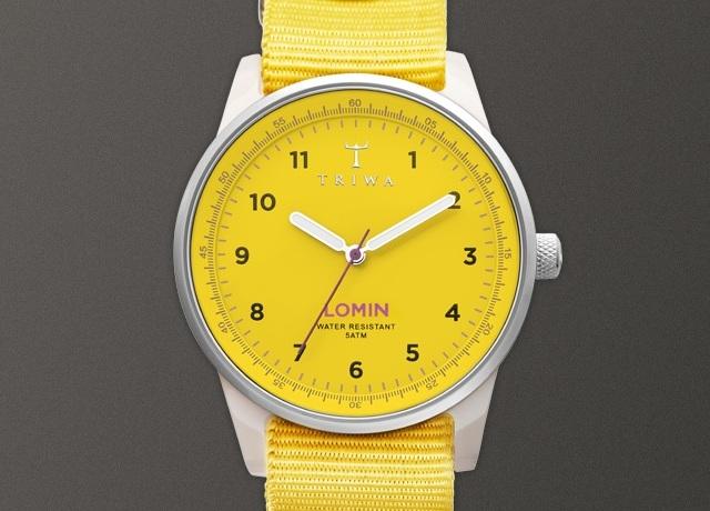 TRIWA Yellow Lomin