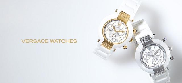 Versace Watches at MYHABIT
