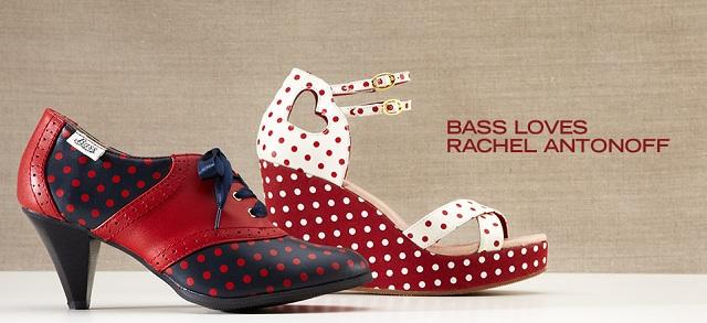 Bass Loves Rachel Antonoff at MYHABIT