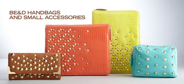 Be&D Handbags and Small Accessories at MYHABIT