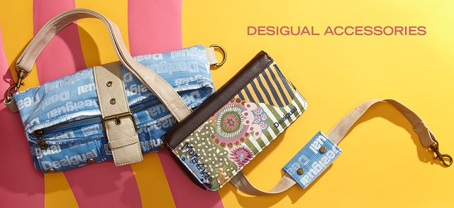 Desigual Accessories at MYHABIT