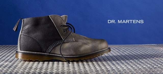 Dr. Martens at MYHABIT