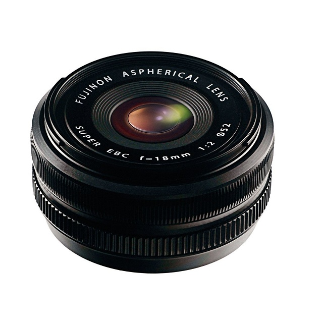 Fujifilm Lens X-Pro1 18mm F2.0 Lens
