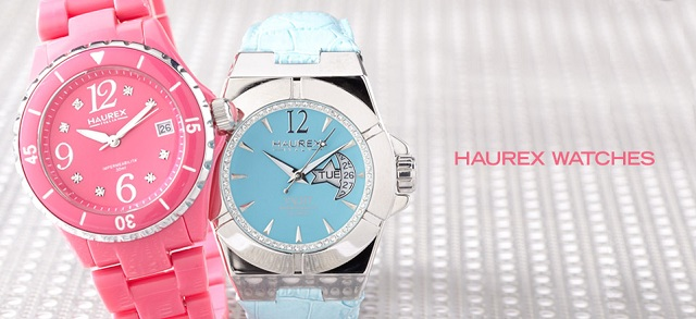 Haurex Italy Women's Watch
