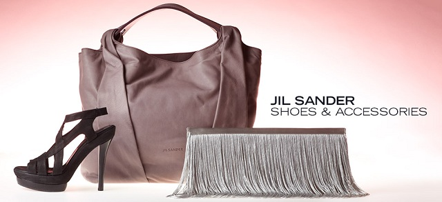 Jil Sander Shoes & Accessories at MYHABIT