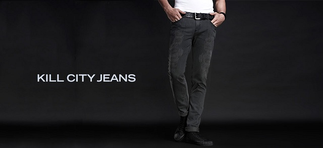 Kill City Jeans at MYHABIT