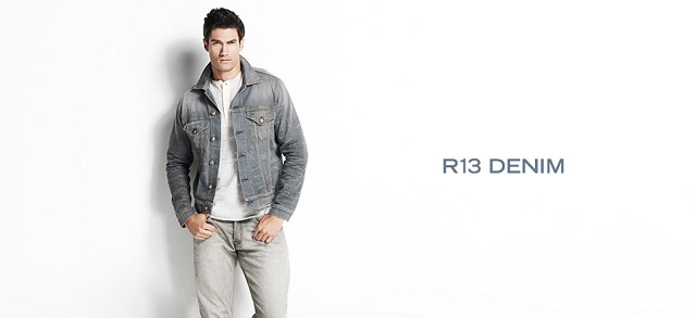 R13 Denim at MYHABIT