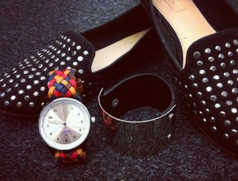 TRIWA Braided Lomin Watch