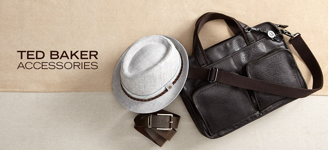 Ted Baker Accessories at MYHABIT