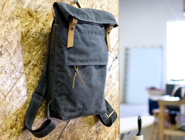 The Backpack by Moop