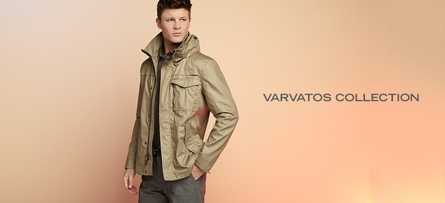 Varvatos Collection at MYHABIT