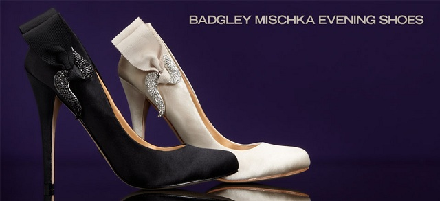 Badgley Mischka Evening Shoes at MYHABIT