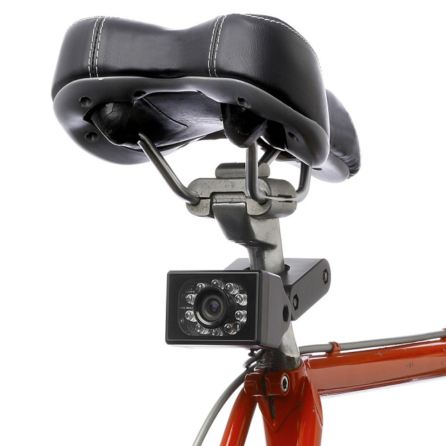 Bicycle Rearview Camera System