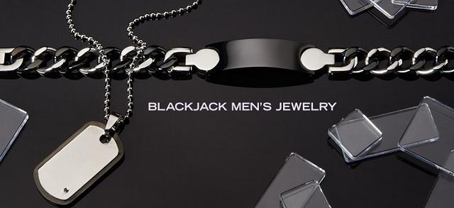 BlackJack Men's Jewelry at MYHABIT