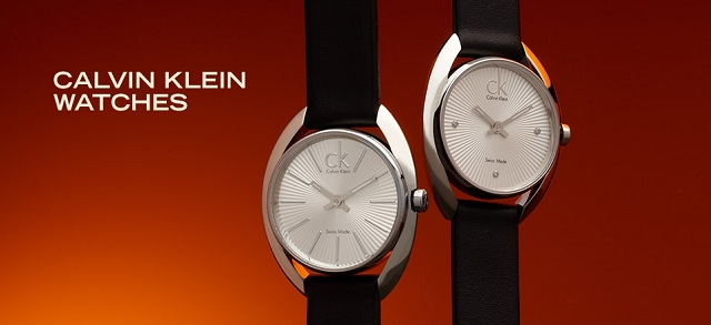 Calvin Klein Watches at MYHABIT