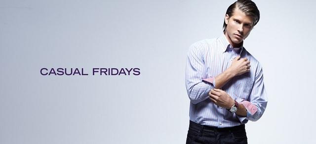 Casual Fridays at MYHABIT