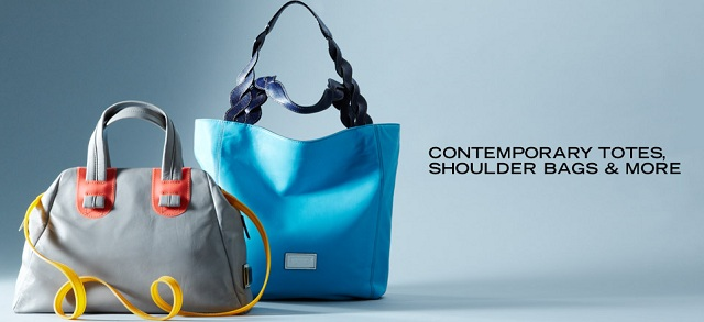 Contemporary Totes, Shoulder Bags & More at MYHABIT