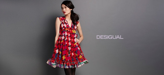 Desigual at MYHABIT