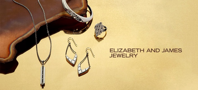 Elizabeth and James Jewelry at MYHABIT