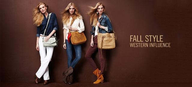 Fall Style: Western Influence at MYHABIT
