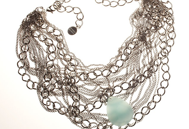 Gemma Redux Elizabeth Multi-Chain Necklace