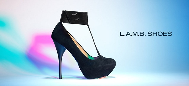 L.A.M.B. Shoes at MYHABIT