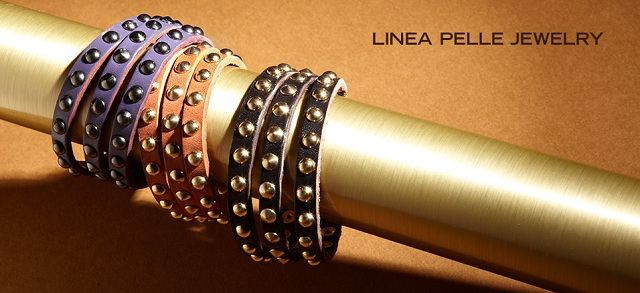 Linea Pelle Jewelry at MYHABIT