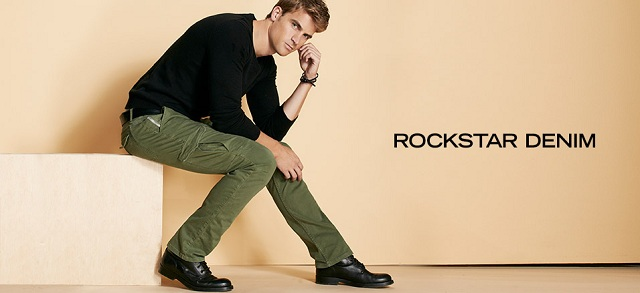 Rockstar Denim at MYHABIT