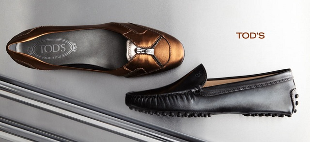 TOD's at MYHABIT