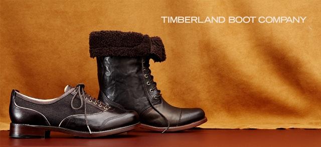 Timberland Women's Boot Company at MYHABIT