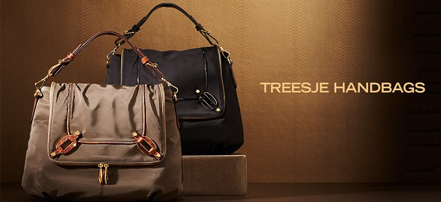 Treesje Handbags at MYHABIT