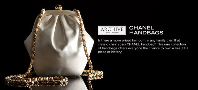 ARCHIVE CHANEL Handbags at MYHABIT