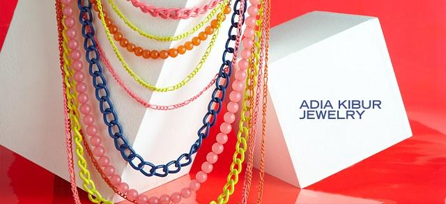Adia Kibur Jewelry at MYHABIT