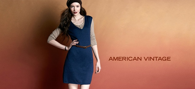 American Vintage at MYHABIT