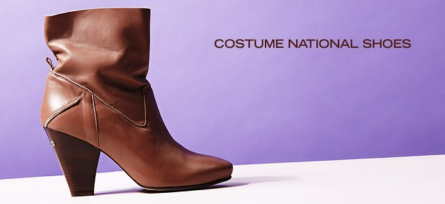 CoSTUME NATIONAL Shoes at MYHABIT