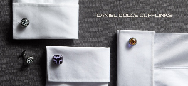 Daniel Dolce Cufflinks at MYHABIT