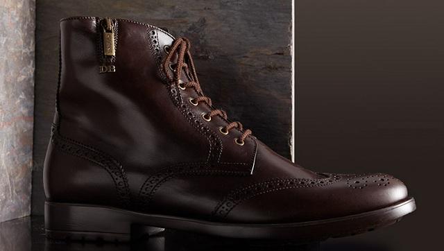 Dino Bigioni Men's Wingtip Boot