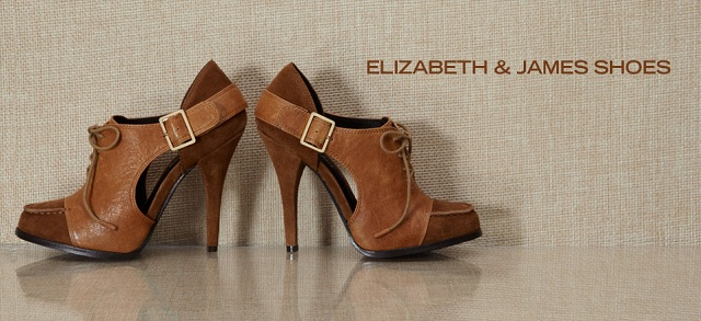 Elizabeth & James Shoes at MYHABIT