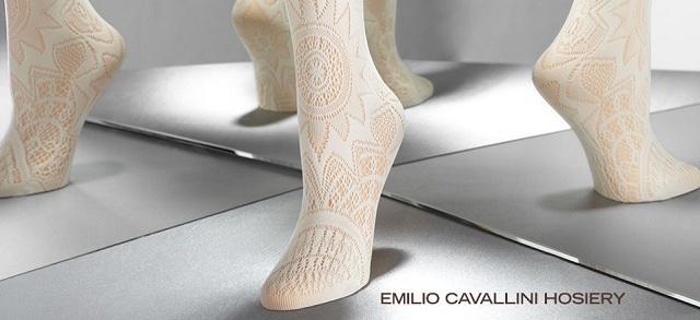 Emilio Cavallini Hosiery at MYHABIT