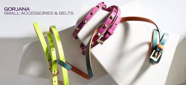 Gorjana Small Accessories & Belts at MYHABIT