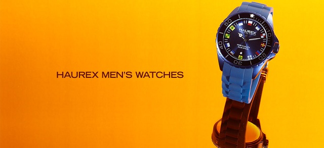 Haurex Men's Watches at MYHABIT