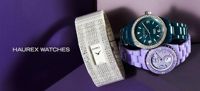 Haurex Watches at MYHABIT