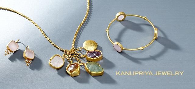 KANUPRIYA Jewelry at MYHABIT