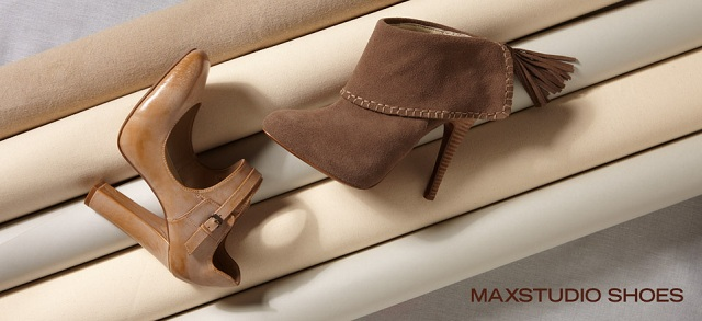 MaxStudio Shoes at MYHABIT