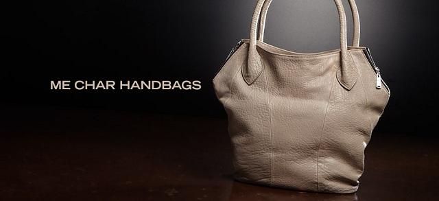 Me Char Handbags at MYHABIT