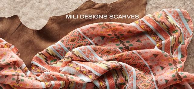 Mili Designs Scarves at MYHABIT