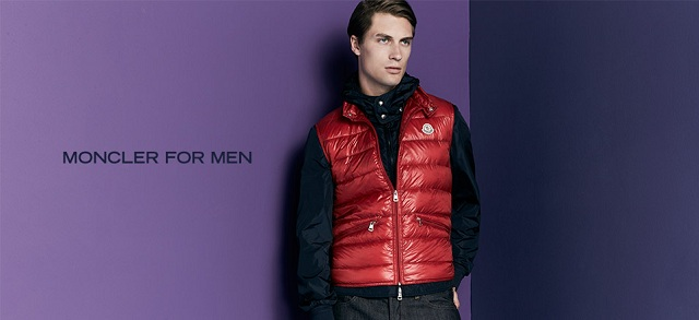Moncler for Men at MYHABIT