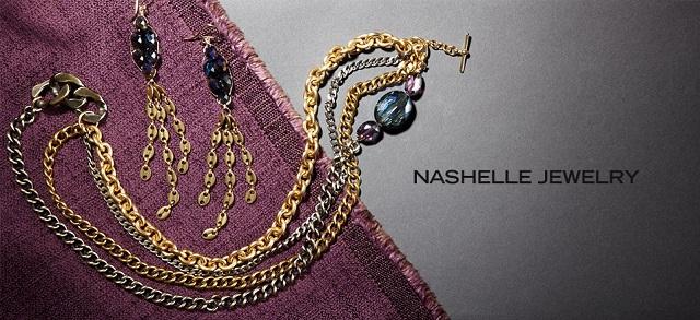 Nashelle Jewelry at MYHABIT
