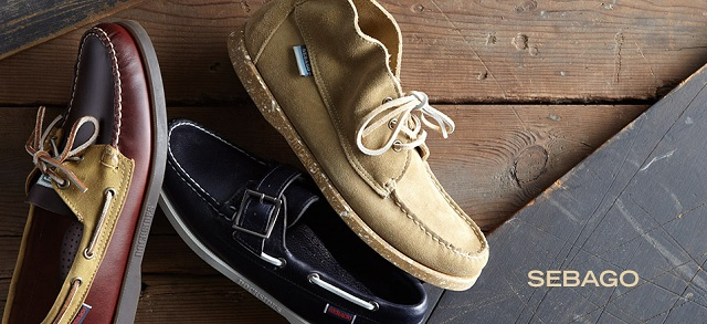 Sebago at MYHABIT